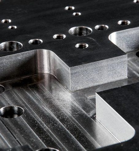 lavorazioni di fresatura di precisione meccanica cnc