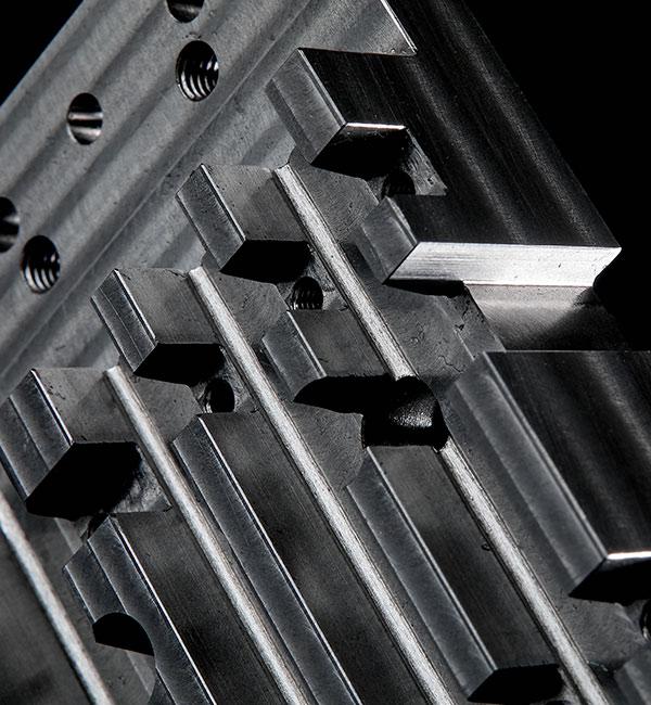 officina di lavorazione di fresatura di precisione meccanica cnc