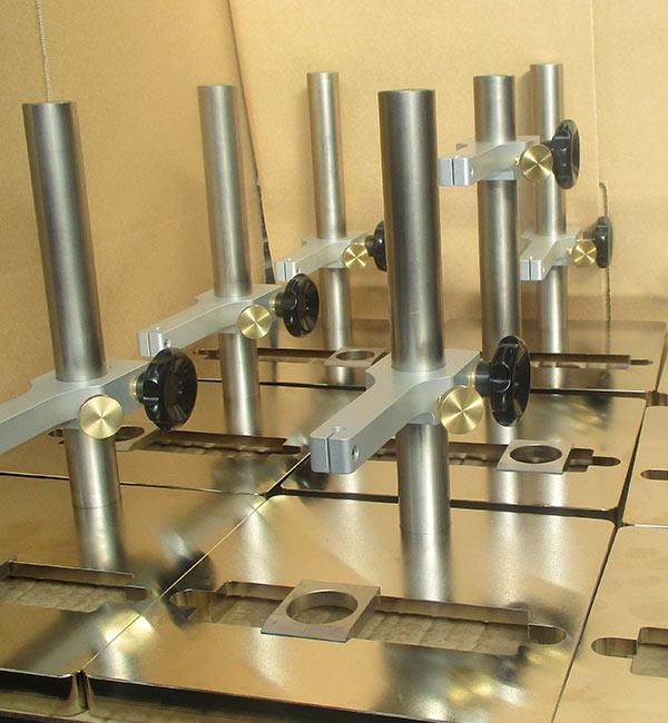 LAM assemblaggio piccoli gruppi di pezzi meccanici