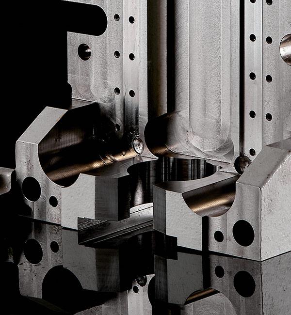 lavorazione di rettifica di precisione di parti meccaniche cnc