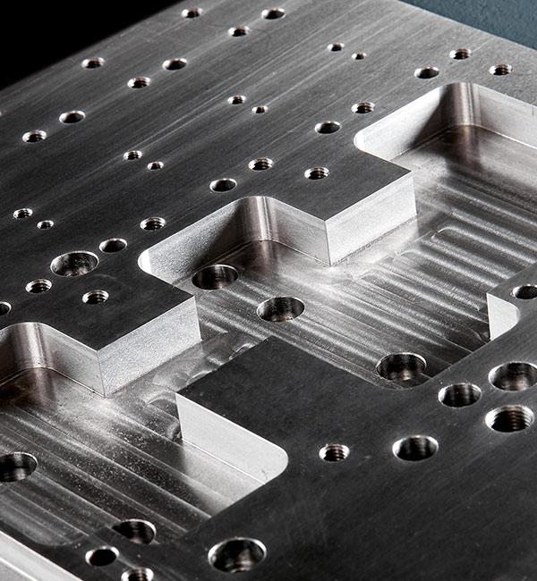 parti di rettifica di precisione meccanica