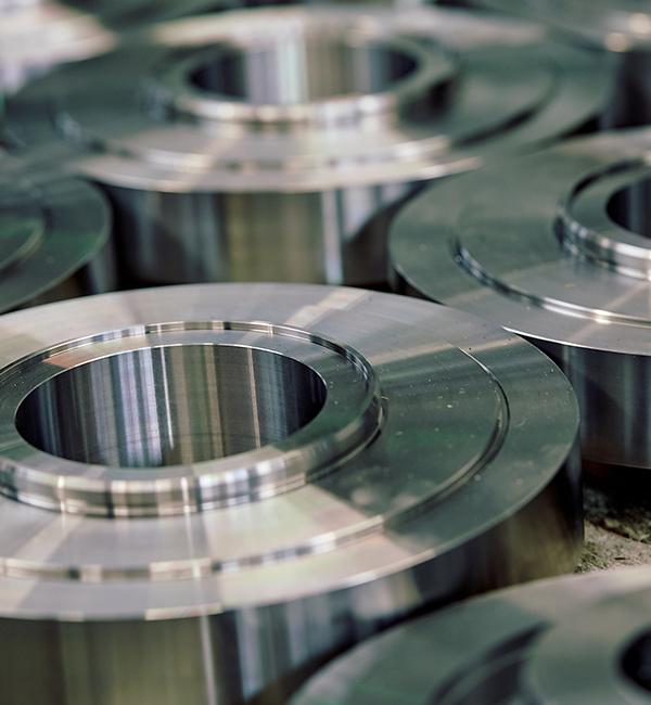 componenti di rettifica di precisione meccanica