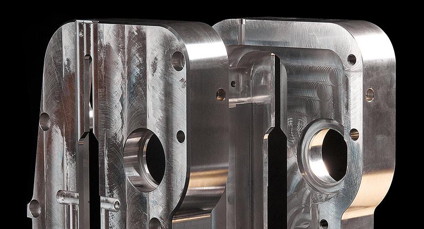 lavorazioni di precisione meccanica per automazione