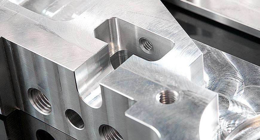 componenti di precisione meccanica per automazione