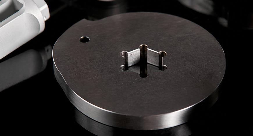 componenti di precisione meccanica per la robotica e meccatronica
