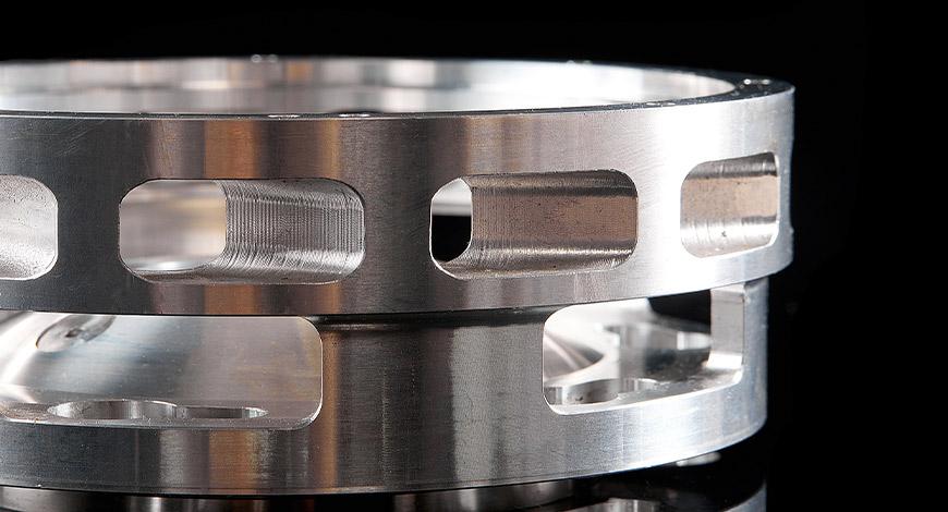lavorazioni di precisione meccanica cnc per aeronautica