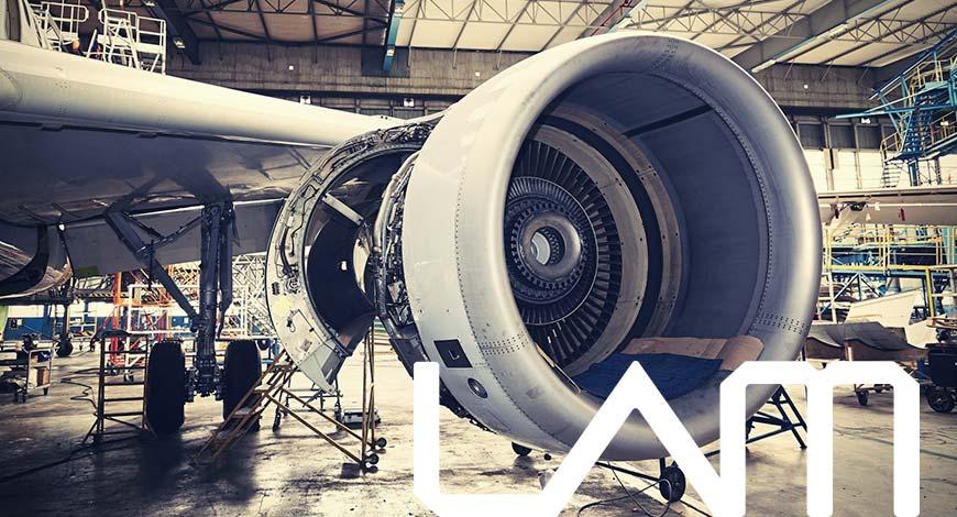 lavorazione di precisione meccanica per aeronautica