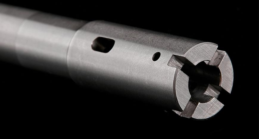 lavorazioni di precisione meccanica cnc per settore macchine automatiche