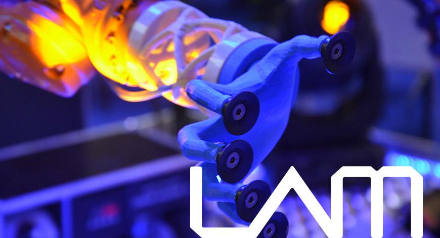 Lavorazioni meccaniche per robotica