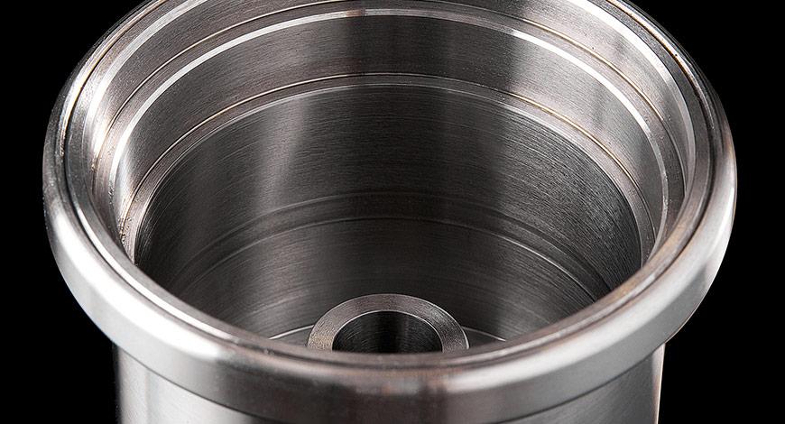 lavorazioni di precisione meccanica cnc per settore tessile