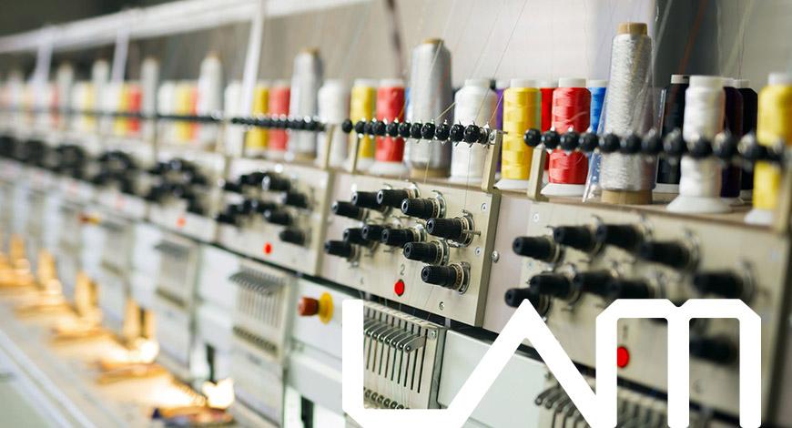 lavorazione di precisione meccanica per settore tessile
