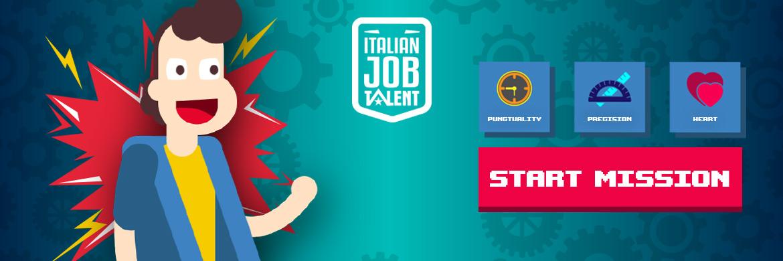 corso italian job talent