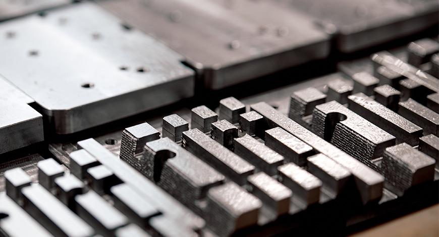 settori di lavorazione meccanica di precisione